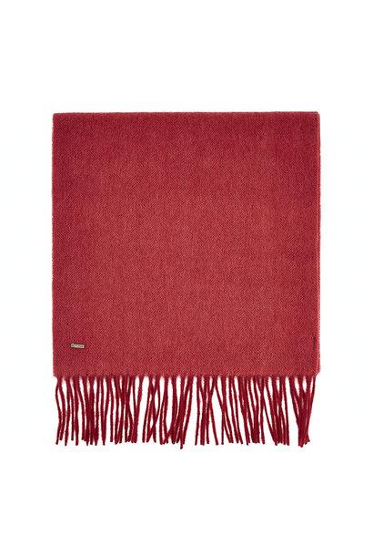 Dubarry Robinson Wollen sjaal- Ruby