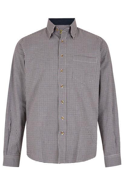 Dubarry Shrewsbury Katoenen Shirt - Navy Multi