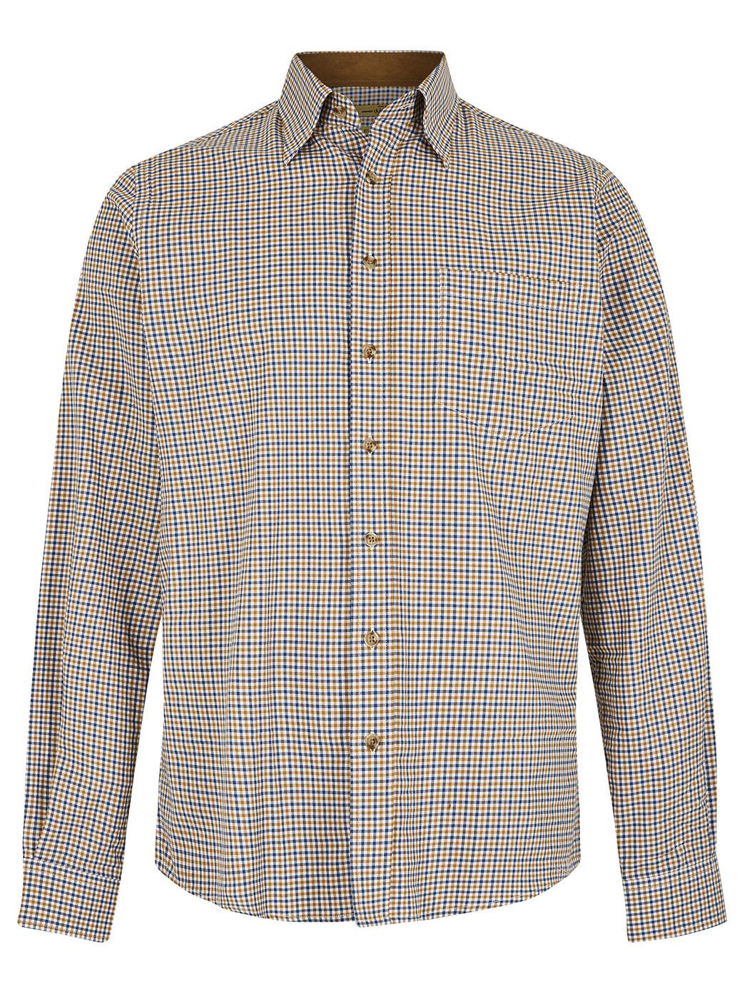 Dubarry Shrewsbury Katoenen Shirt - Amber-1