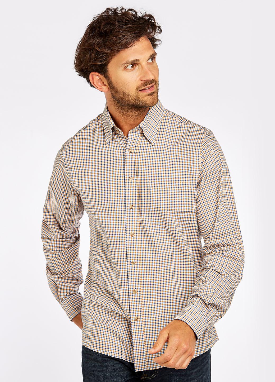 Dubarry Shrewsbury Katoenen Shirt - Amber-2