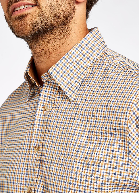 Dubarry Shrewsbury Katoenen Shirt - Amber-3