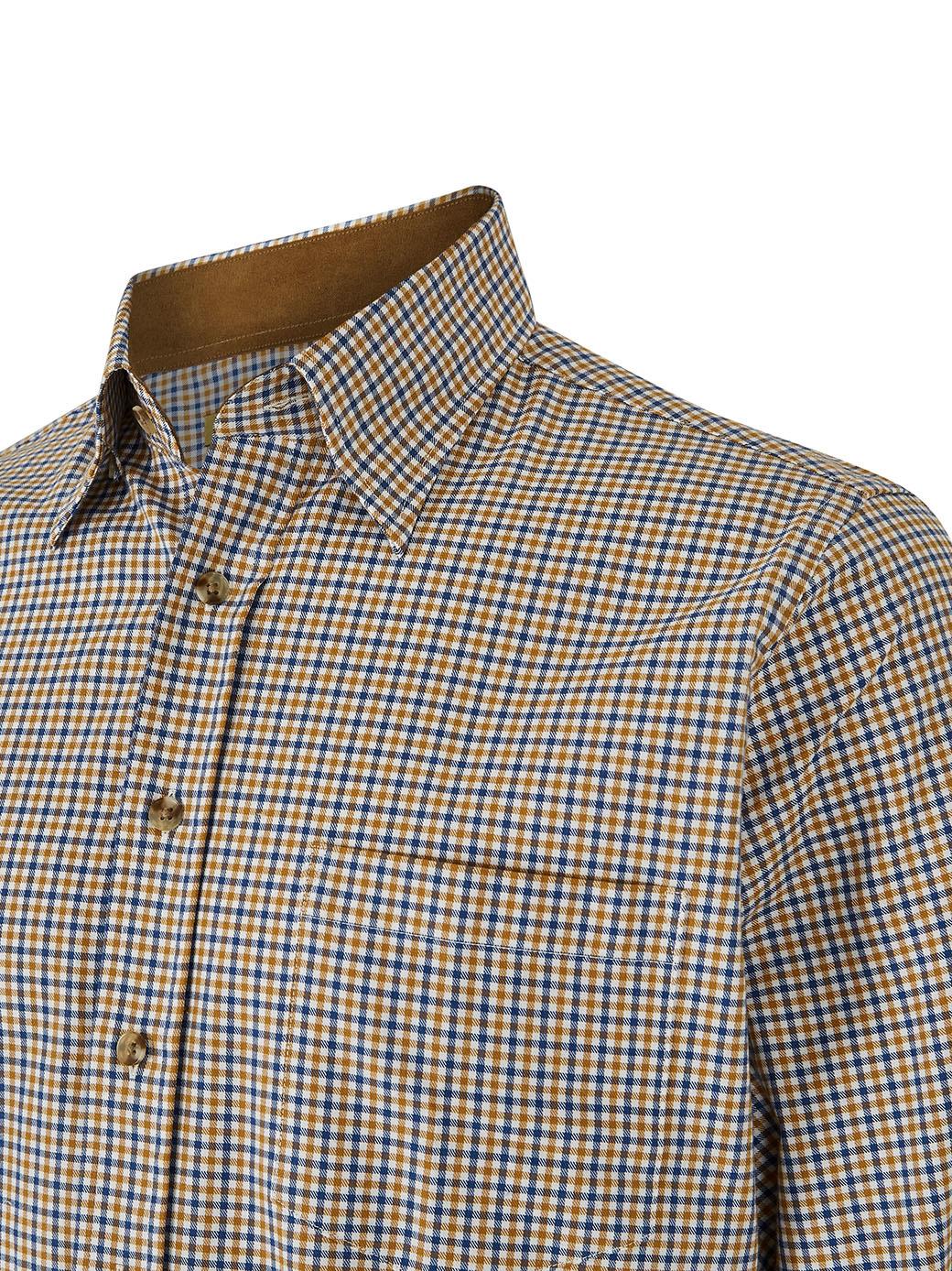Dubarry Shrewsbury Katoenen Shirt - Amber-4