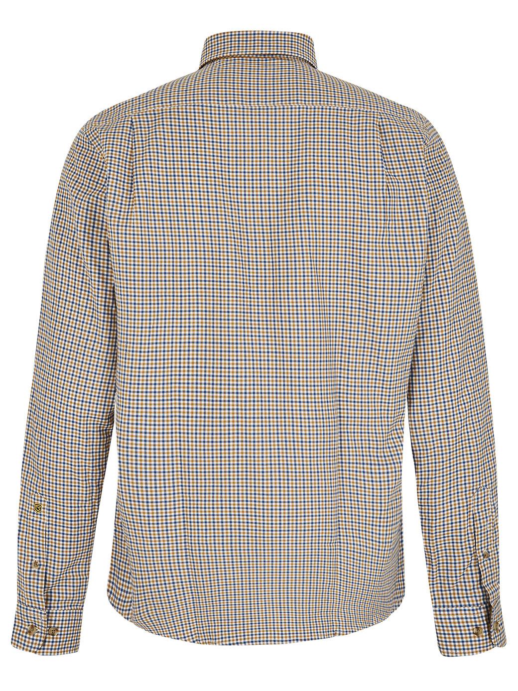 Dubarry Shrewsbury Katoenen Shirt - Amber-5