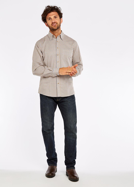 Dubarry Shrewsbury Katoenen Shirt - Amber-6