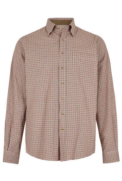 Dubarry Shrewsbury Katoenen Shirt - Ruby