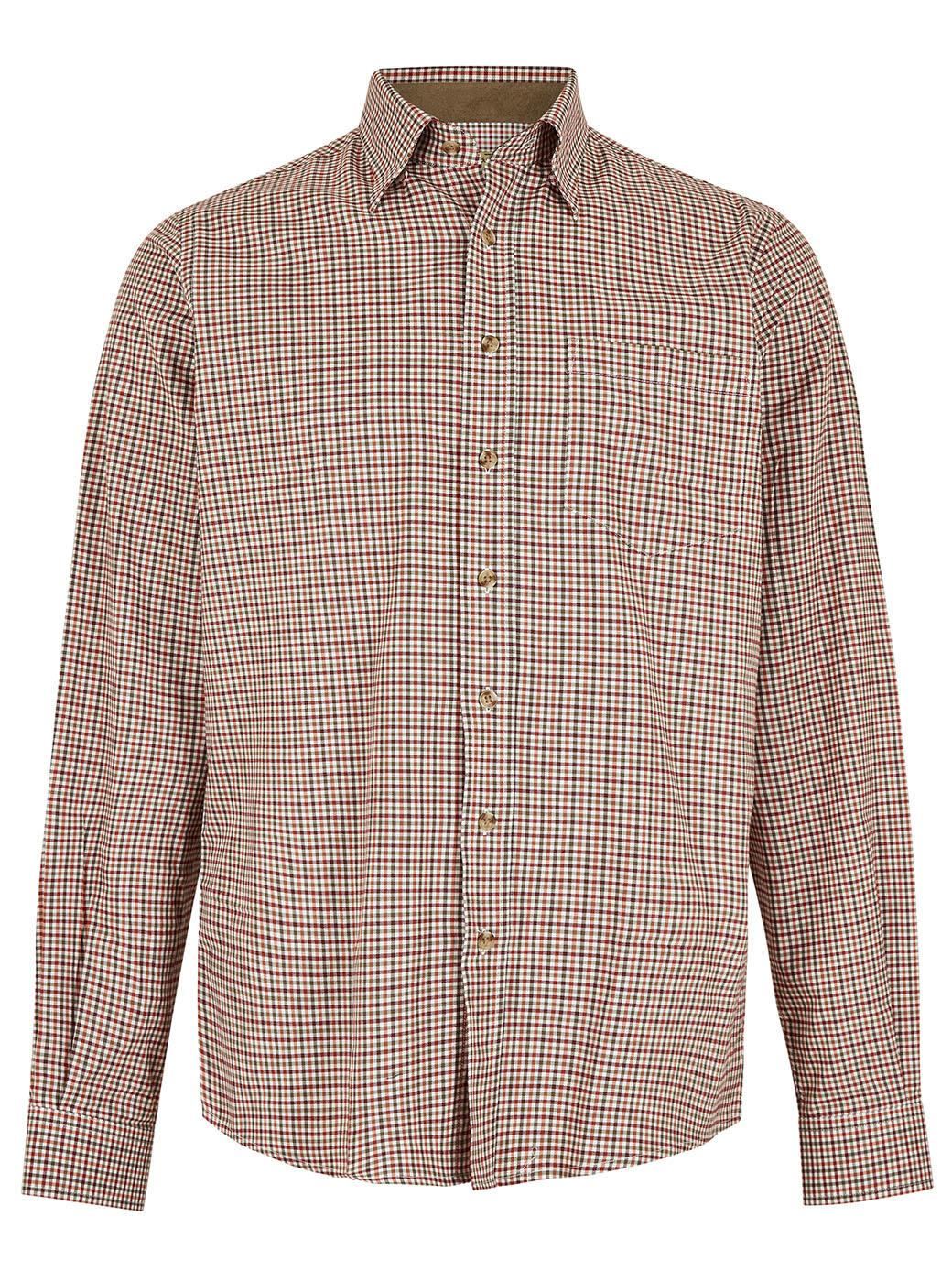 Dubarry Shrewsbury Katoenen Shirt - Ruby-1