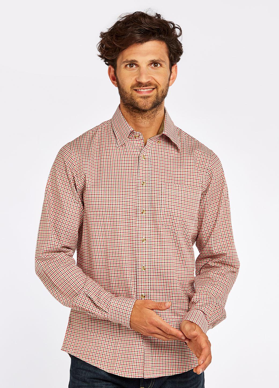 Dubarry Shrewsbury Katoenen Shirt - Ruby-2