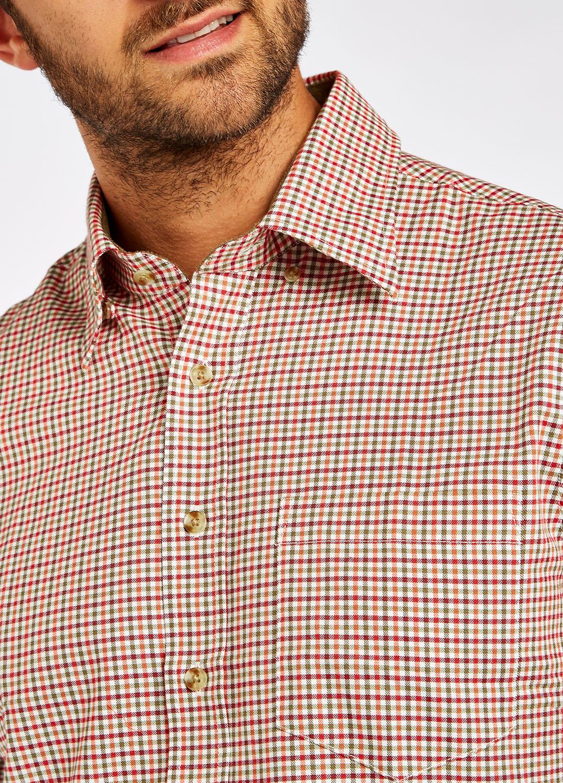 Dubarry Shrewsbury Katoenen Shirt - Ruby-3