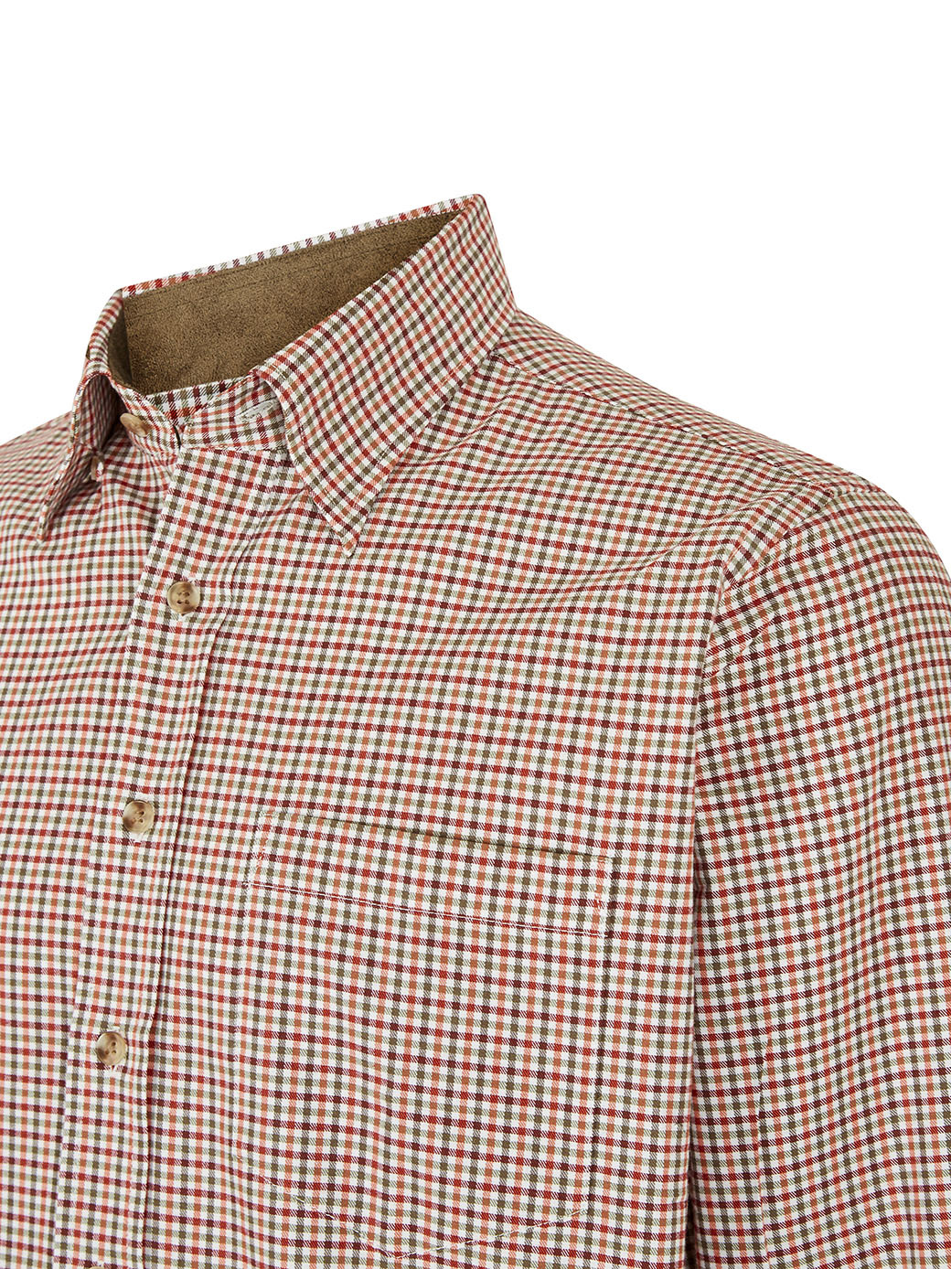 Dubarry Shrewsbury Katoenen Shirt - Ruby-4