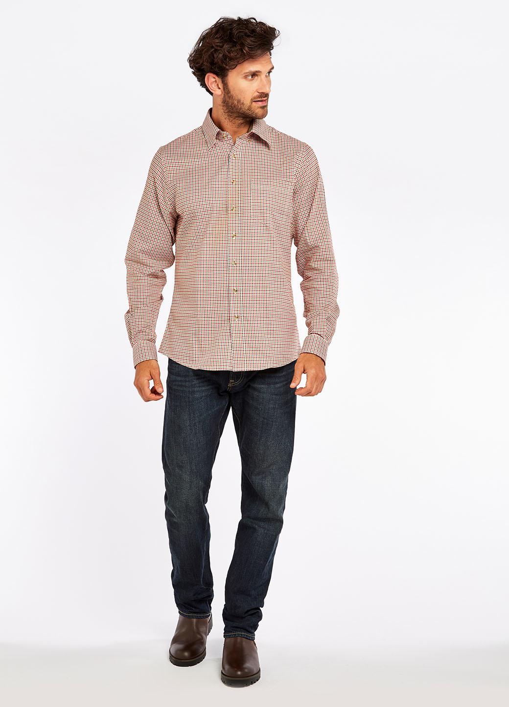 Dubarry Shrewsbury Katoenen Shirt - Ruby-6