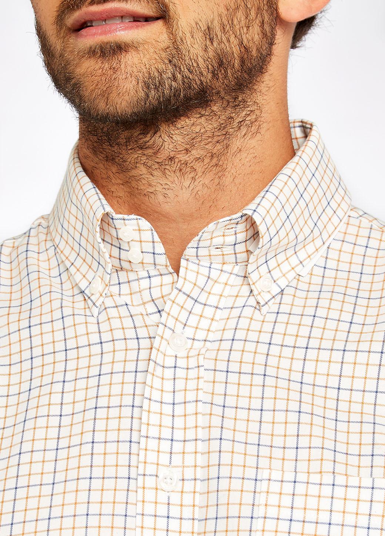 Dubarry Muckross Tattersall Shirt - Harvest-3