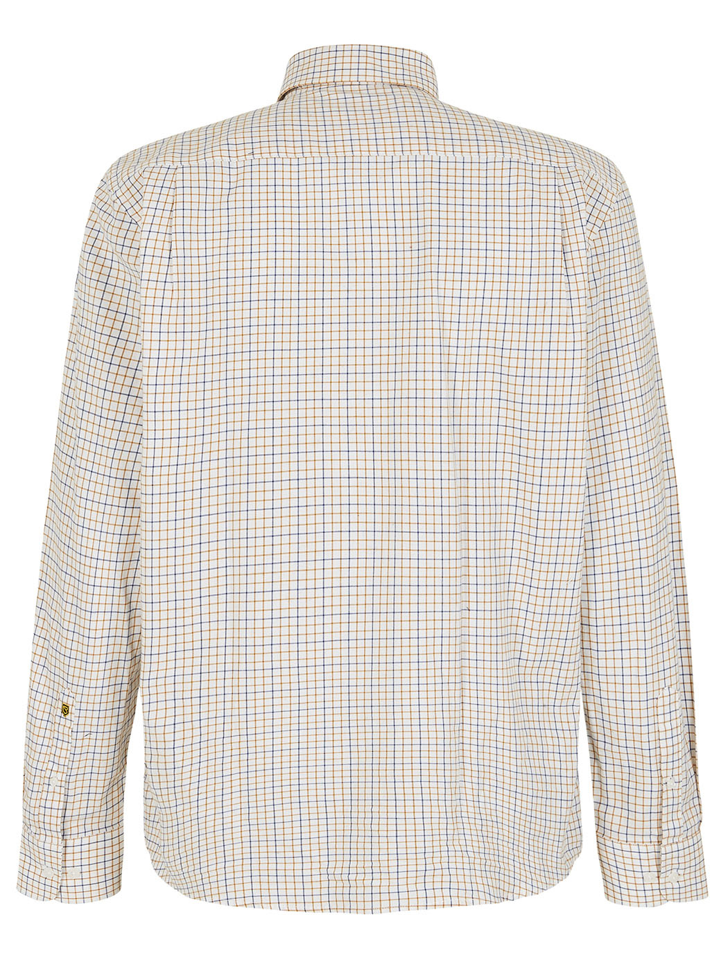 Dubarry Muckross Tattersall Shirt - Harvest-5