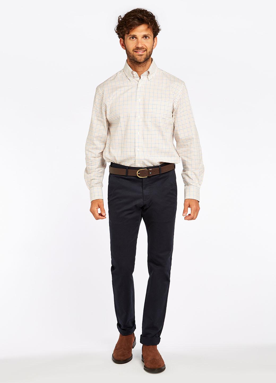 Dubarry Muckross Tattersall Shirt - Harvest-6