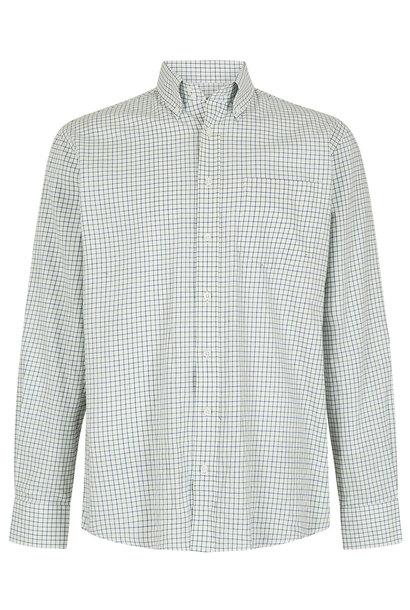 Dubarry Muckross Tattersall Shirt - Dusky Green
