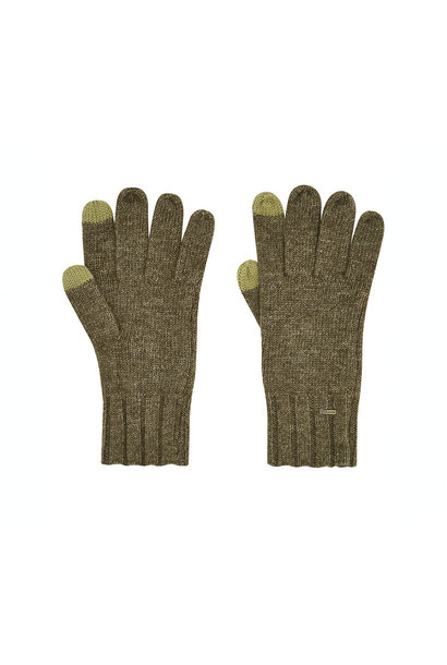 Dubarry Hayes Gebreide Handschoenen - Dusky Green