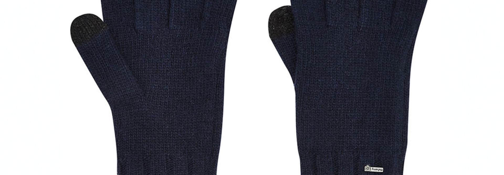 Dubarry Hayes Gebreide Handschoenen - Navy