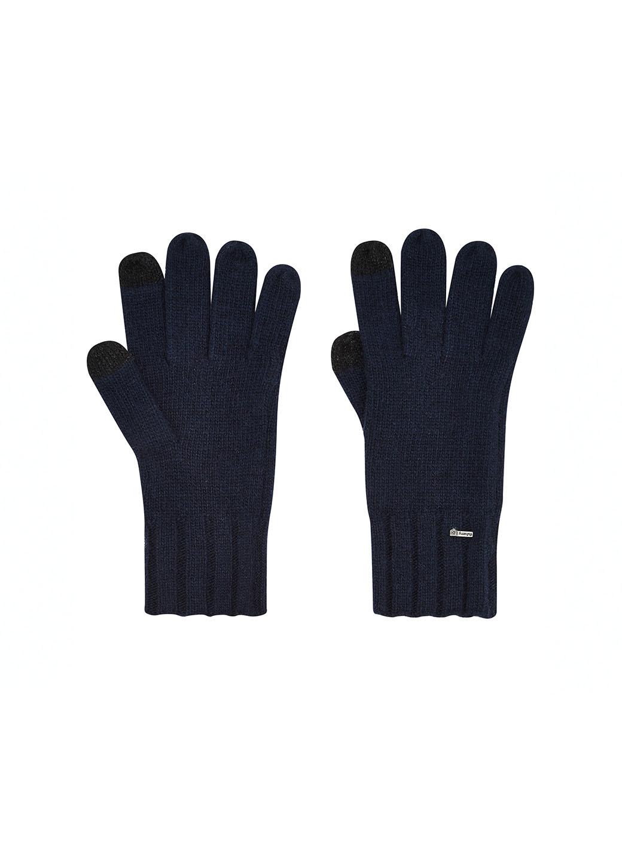 Dubarry Hayes Gebreide Handschoenen - Navy-1