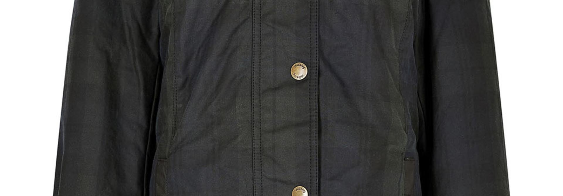 Dubarry Annestown PrimaLoft® Waxjas - Black Watch