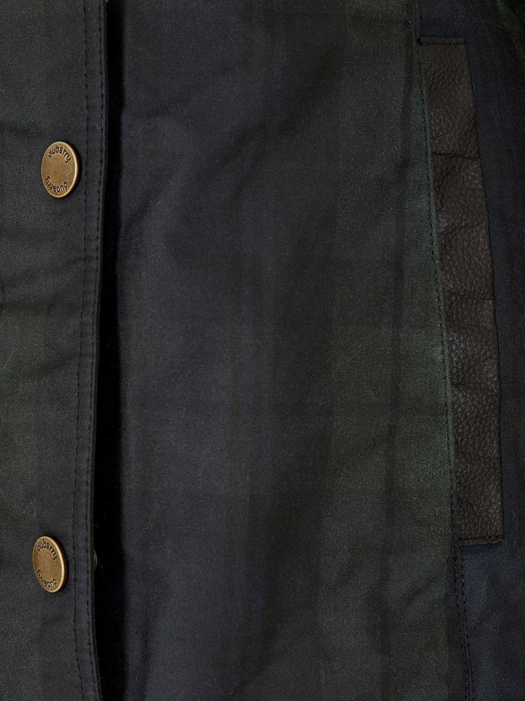Dubarry Annestown PrimaLoft® Waxjas - Black Watch-7