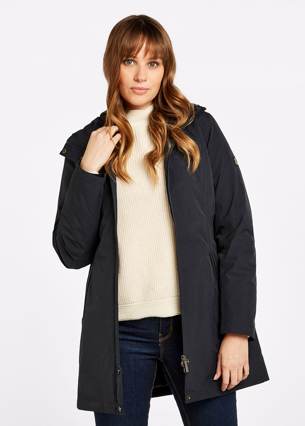 Dubarry Bunratty GORE-TEX Travel Jas - Navy-2