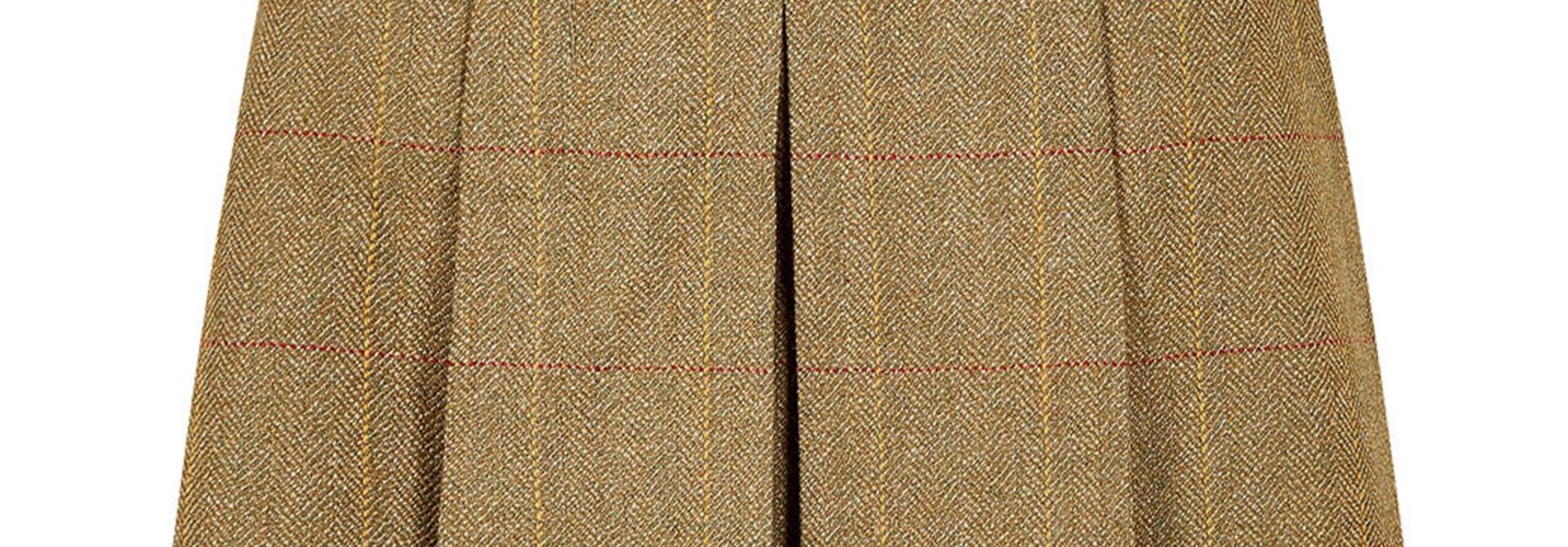 Dubarry Spruce Tweed Rok - Elm