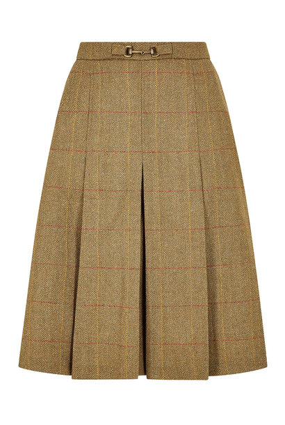 Dubarry Spruce Tweed Rok - Elm