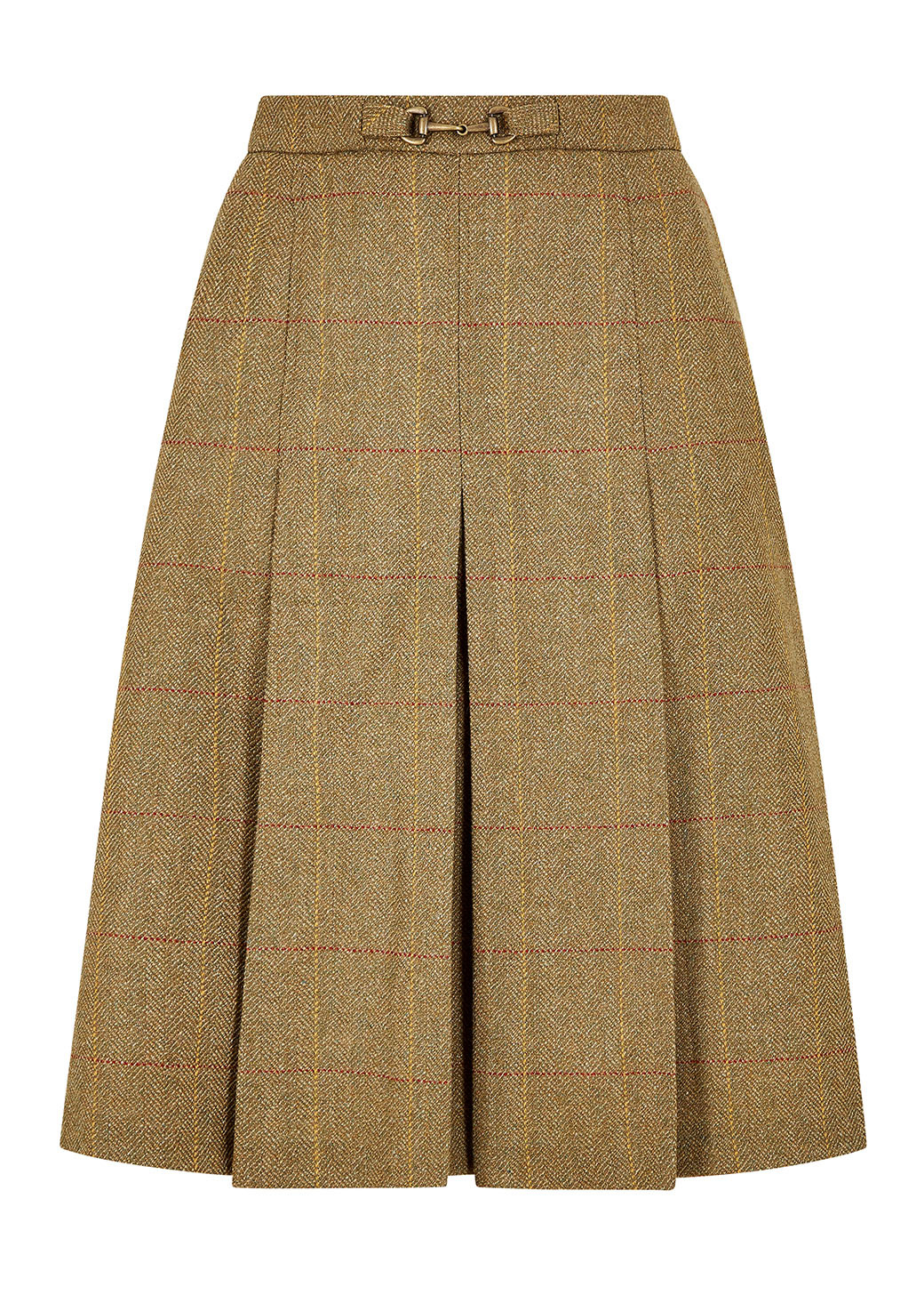 Dubarry Spruce Tweed Rok - Elm-1