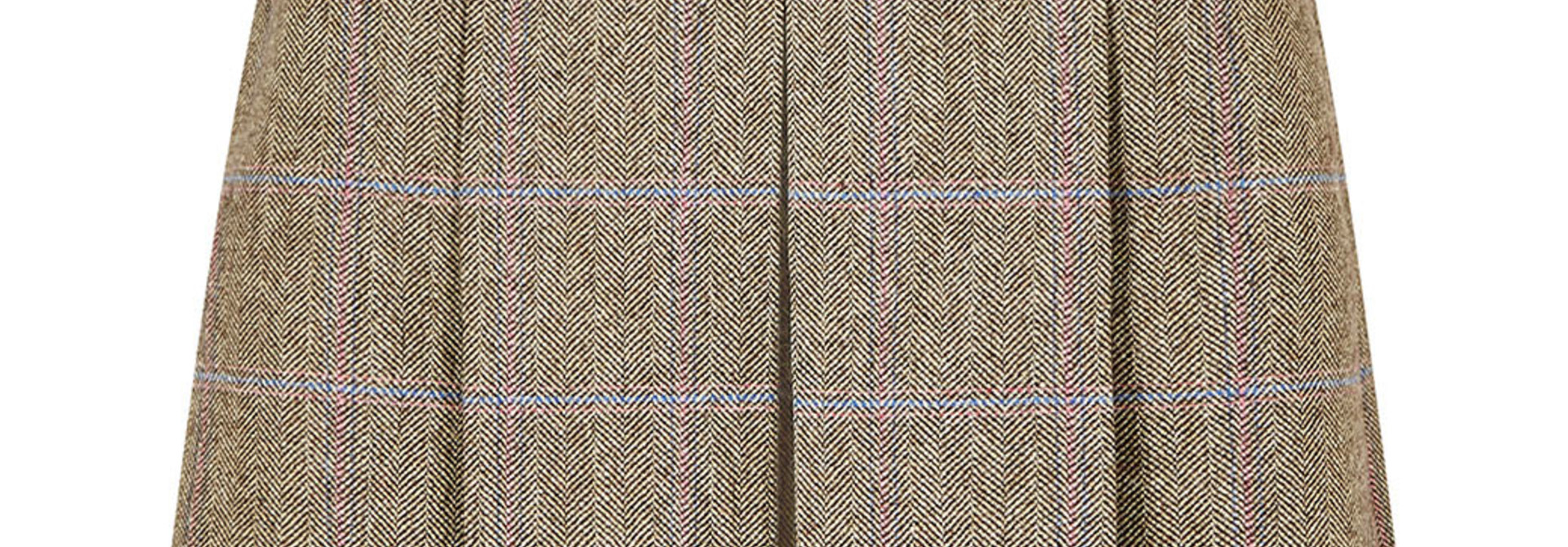 Dubarry Spruce Tweed Rok - Woodrose