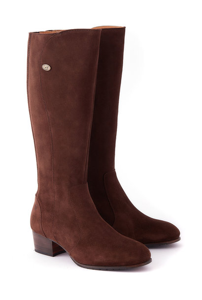 Dubarry Downpatrick Kniehoge Laars - Cigar