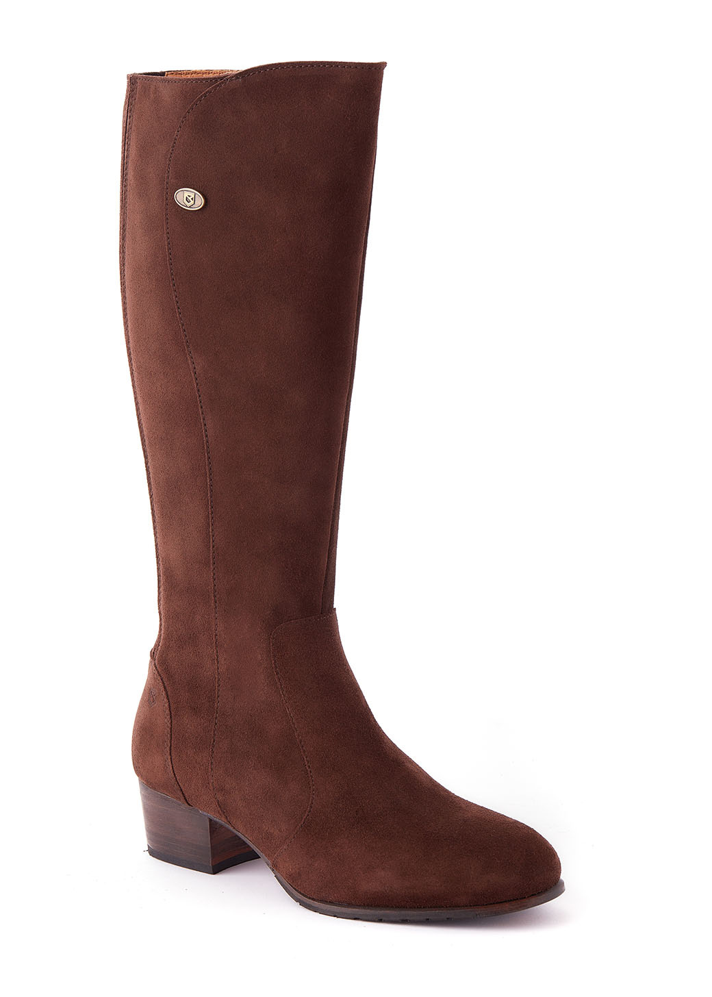 Dubarry Downpatrick Kniehoge Laars - Cigar-2