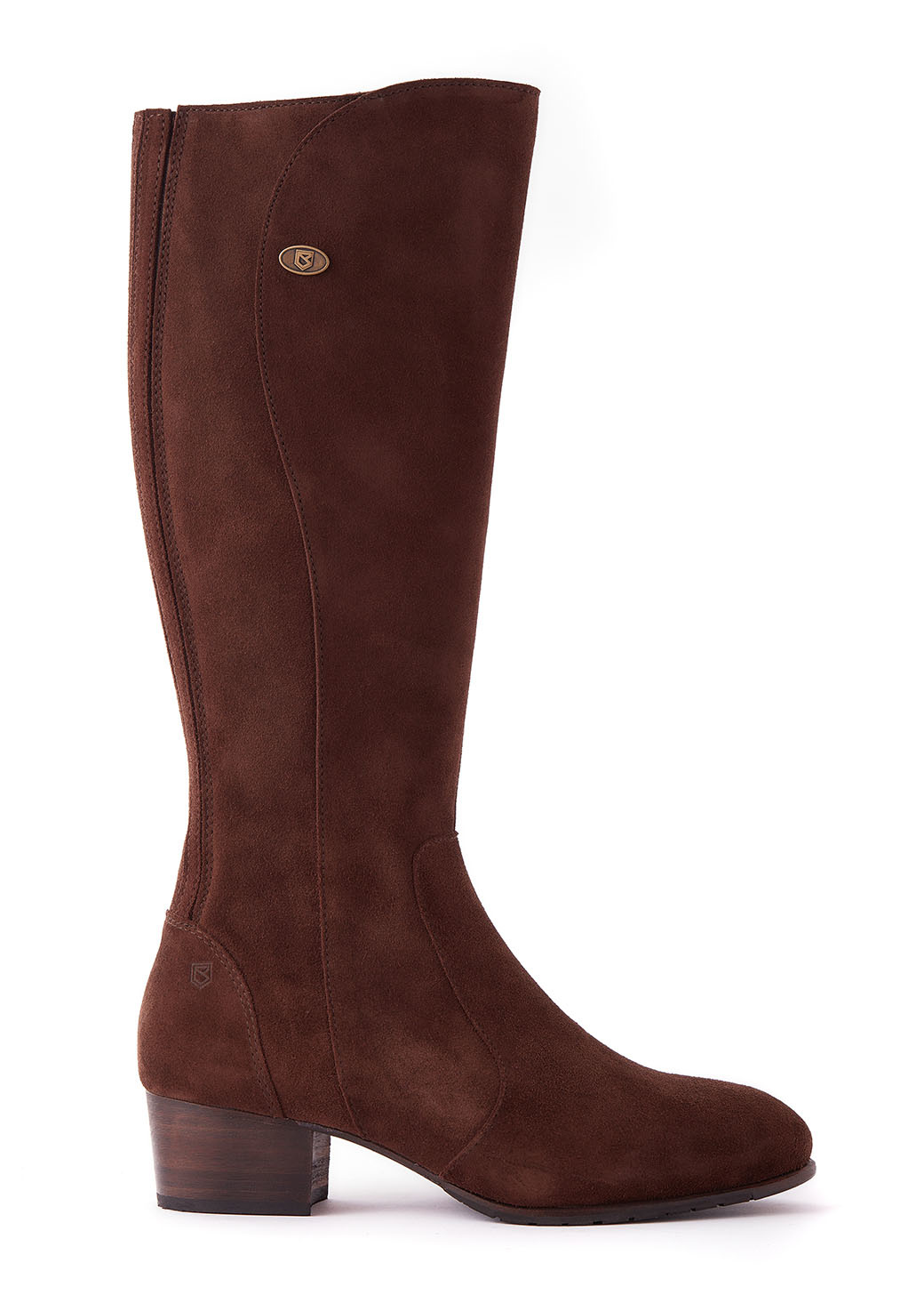 Dubarry Downpatrick Kniehoge Laars - Cigar-3