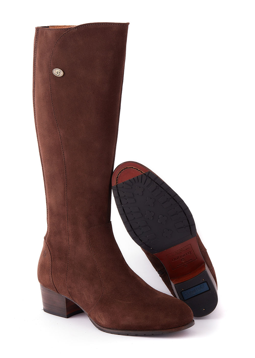 Dubarry Downpatrick Kniehoge Laars - Cigar-4
