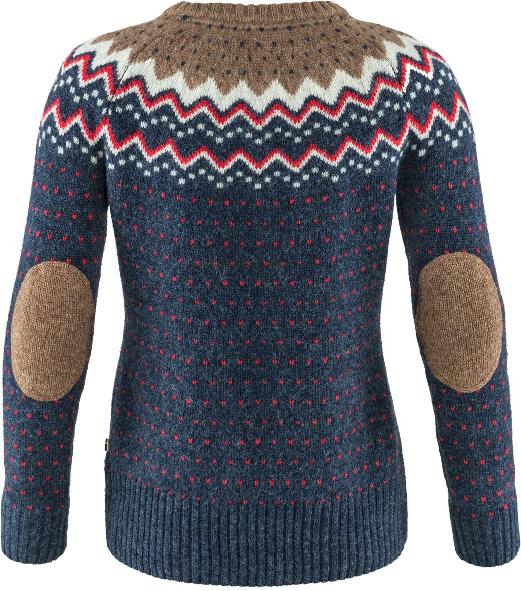 Fjällräven Övik Knit Sweater W Navy-2