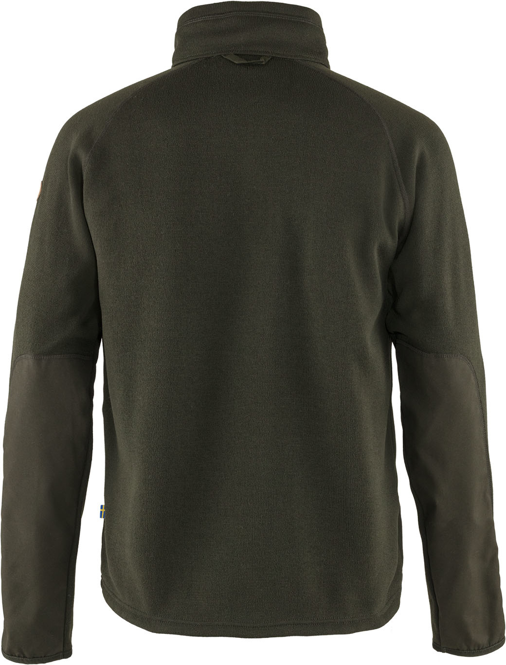 Fjällräven Övik Fleece Zip Sweater M Deep Forest-4