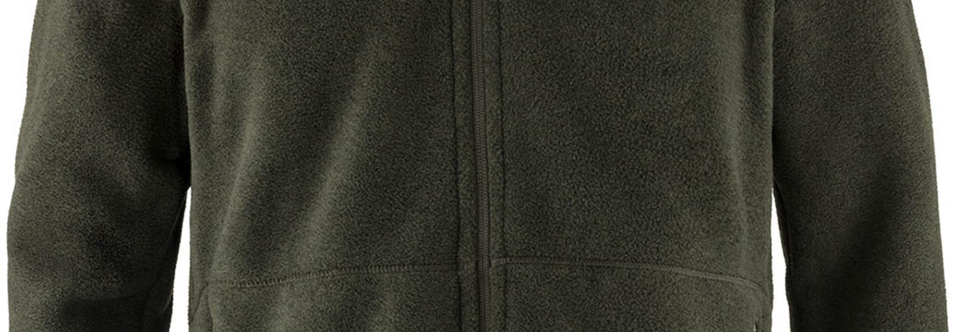 Fjällräven Lappand Fleece M Laurel Green-Green Camo