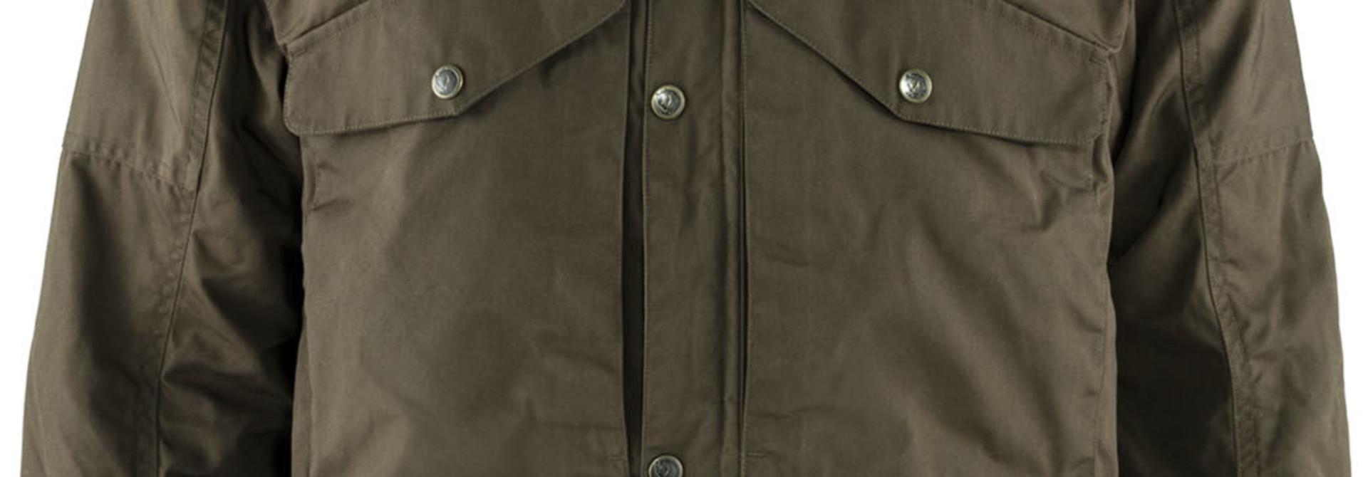 Fjällräven Vidda Pro Wool Padded Jacket M Dark Olive