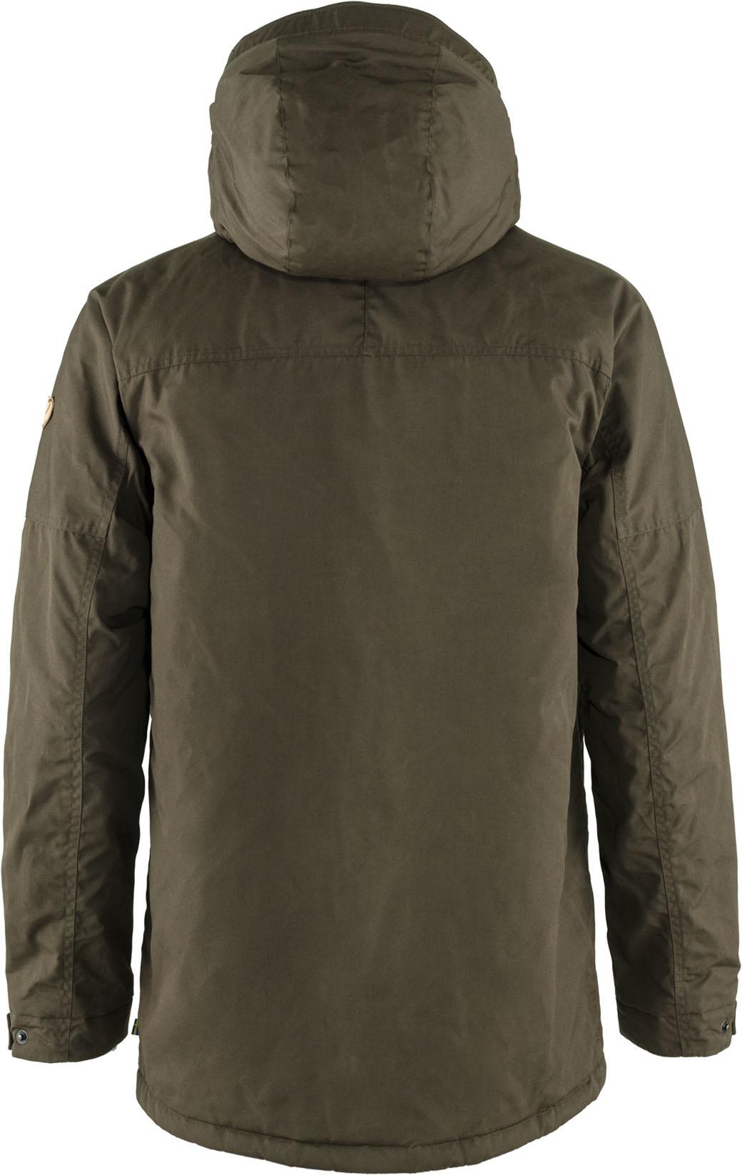 Fjällräven Vidda Pro Wool Padded Jacket M Dark Olive-2