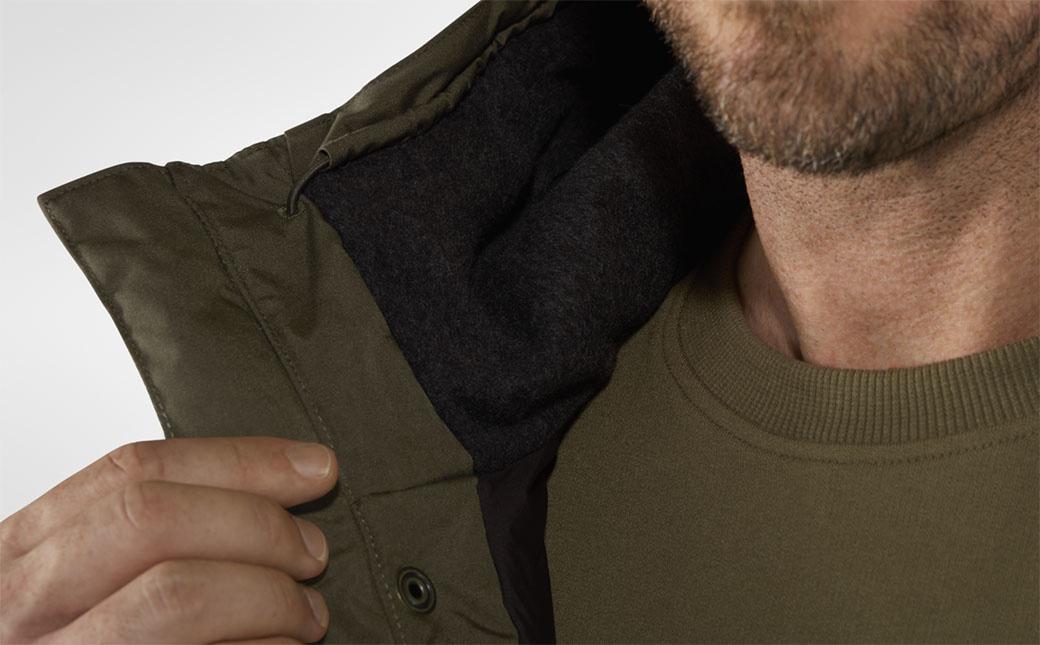 Fjällräven Vidda Pro Wool Padded Jacket M Dark Olive-3