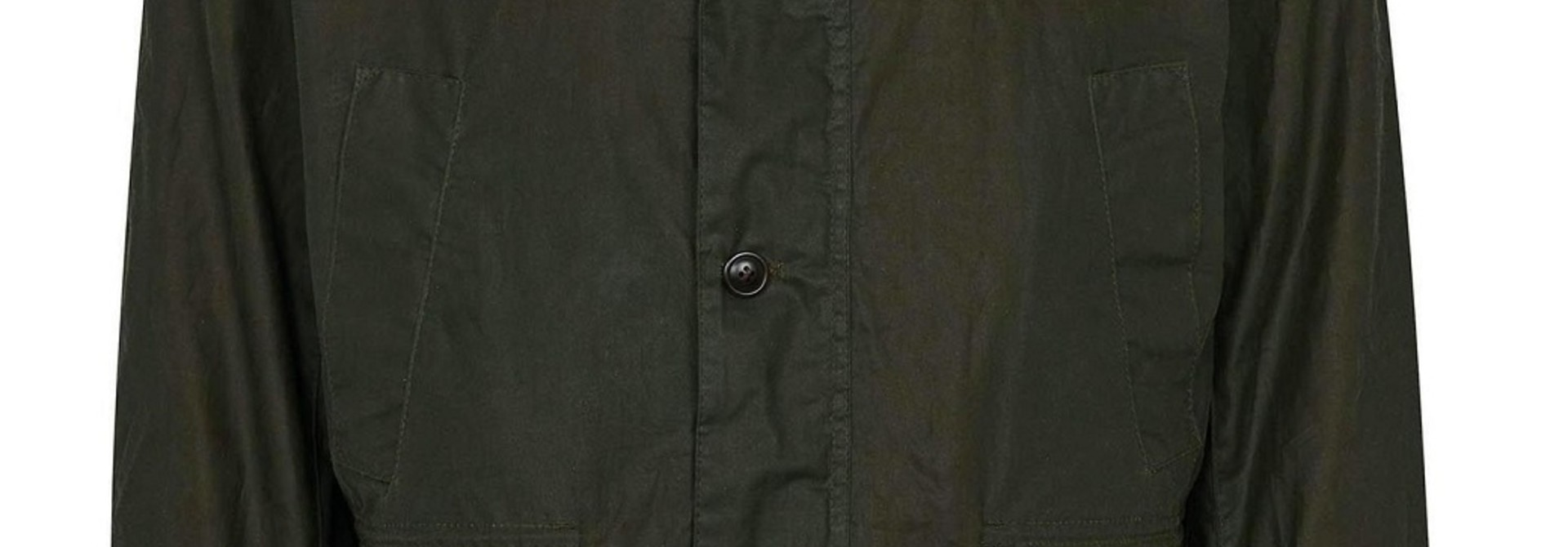 Barbour Oakby Wax Olive