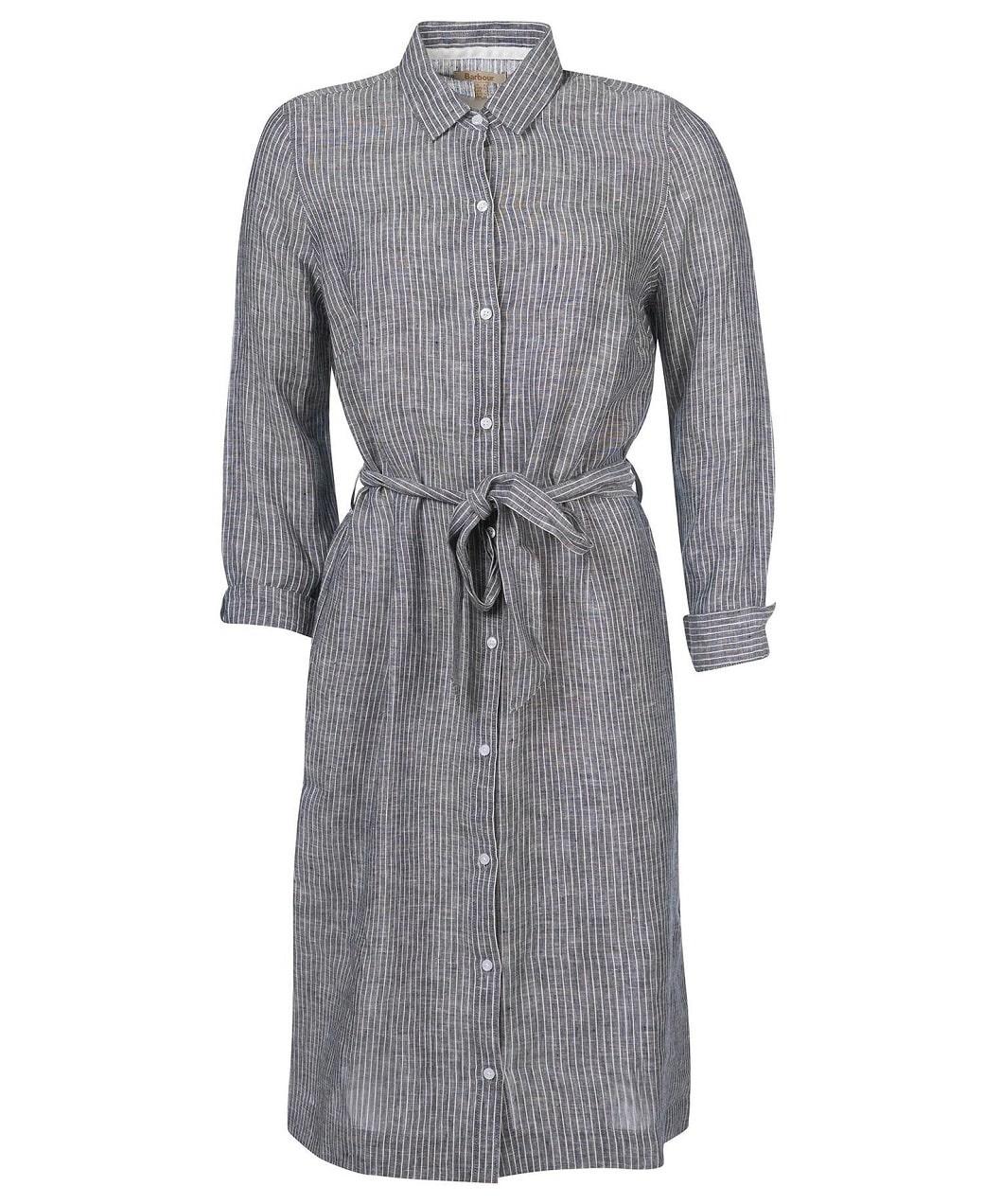 Barbour Tern Dress Navy-1