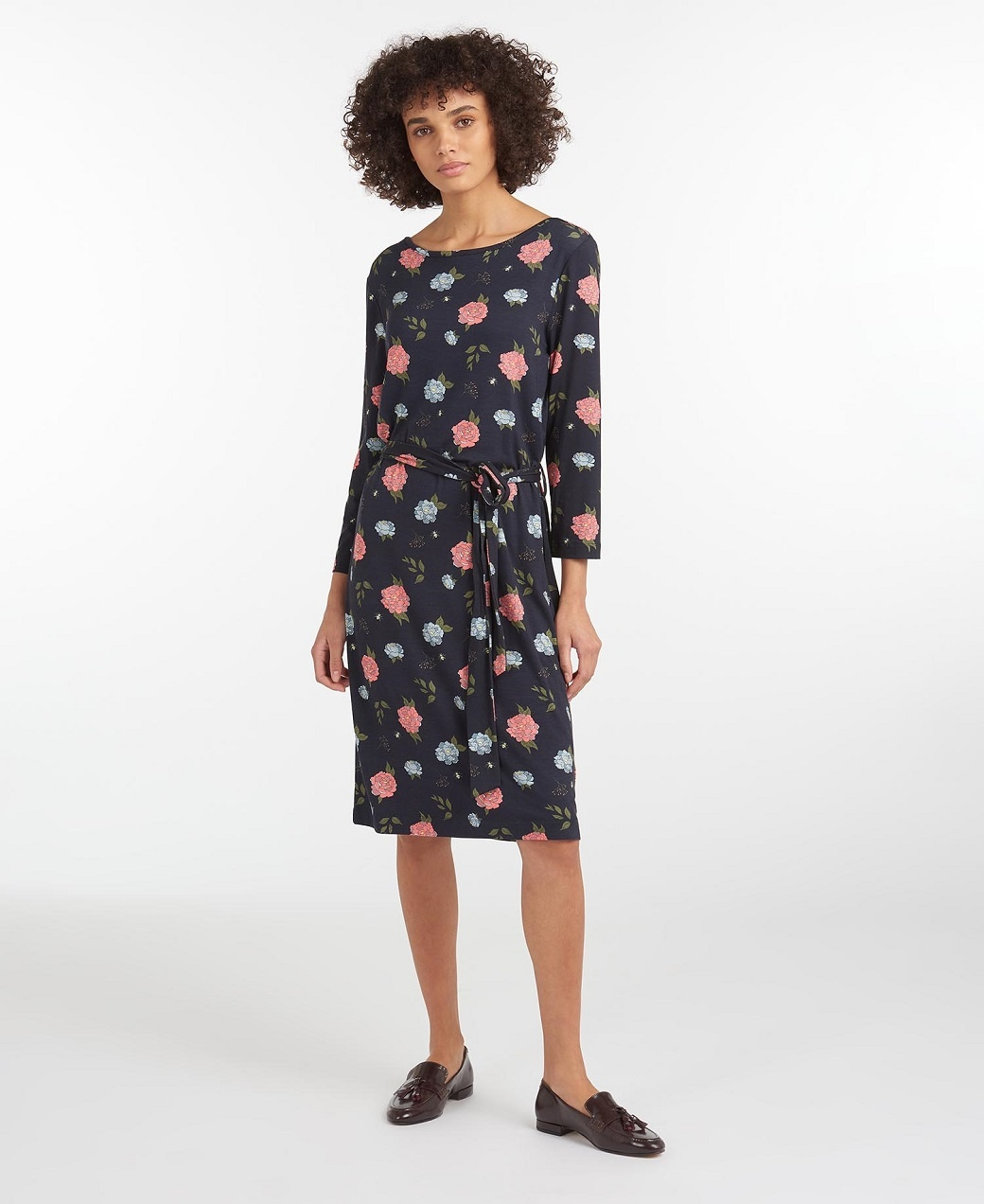Barbour Newbury Dress Multi-3