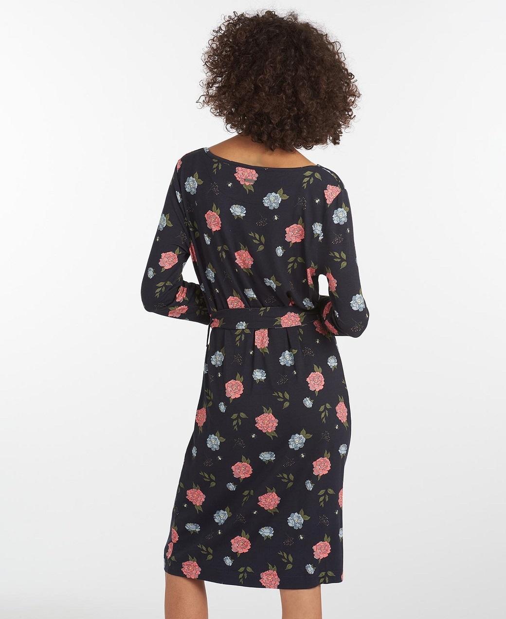 Barbour Newbury Dress Multi-4