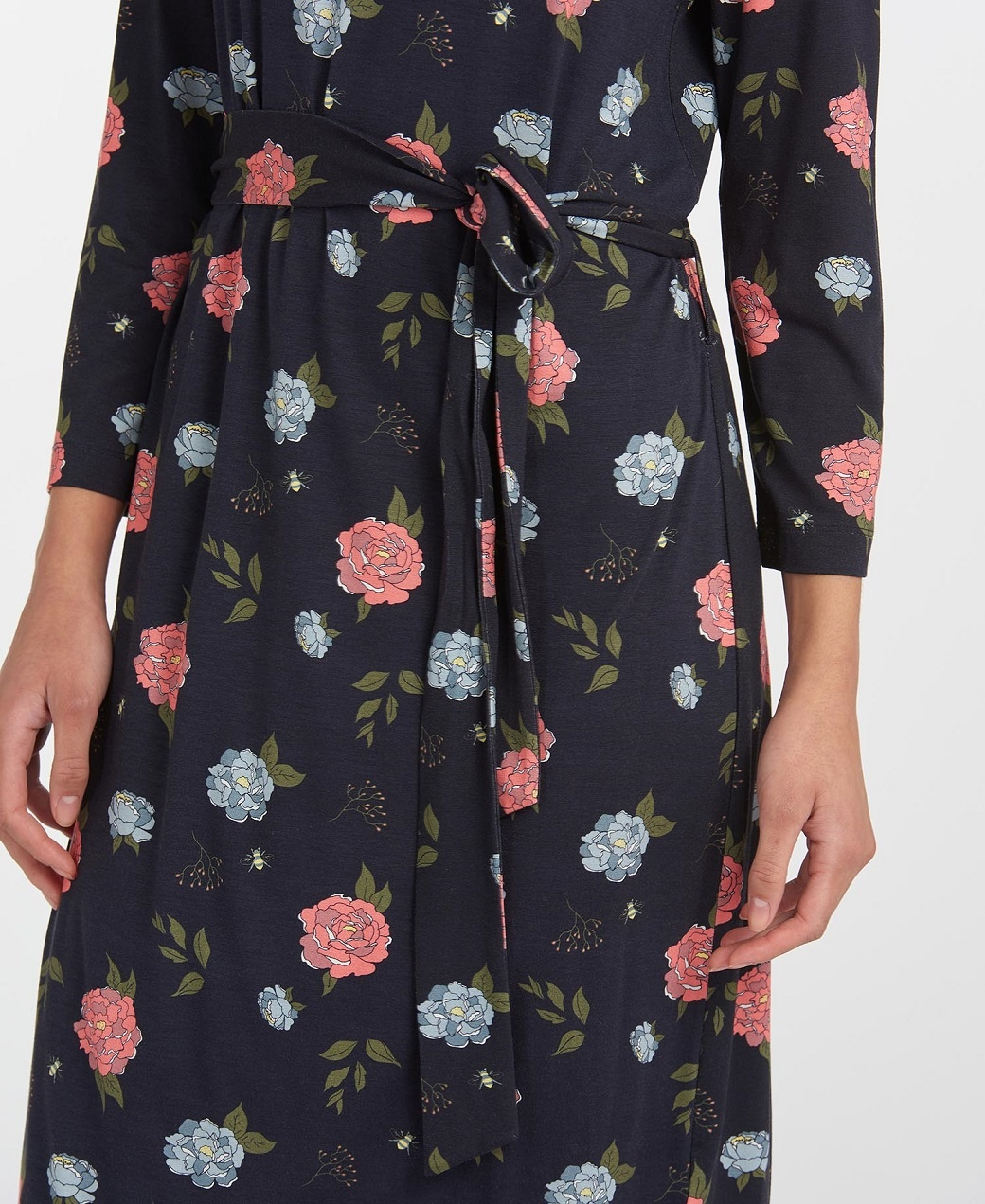 Barbour Newbury Dress Multi-6