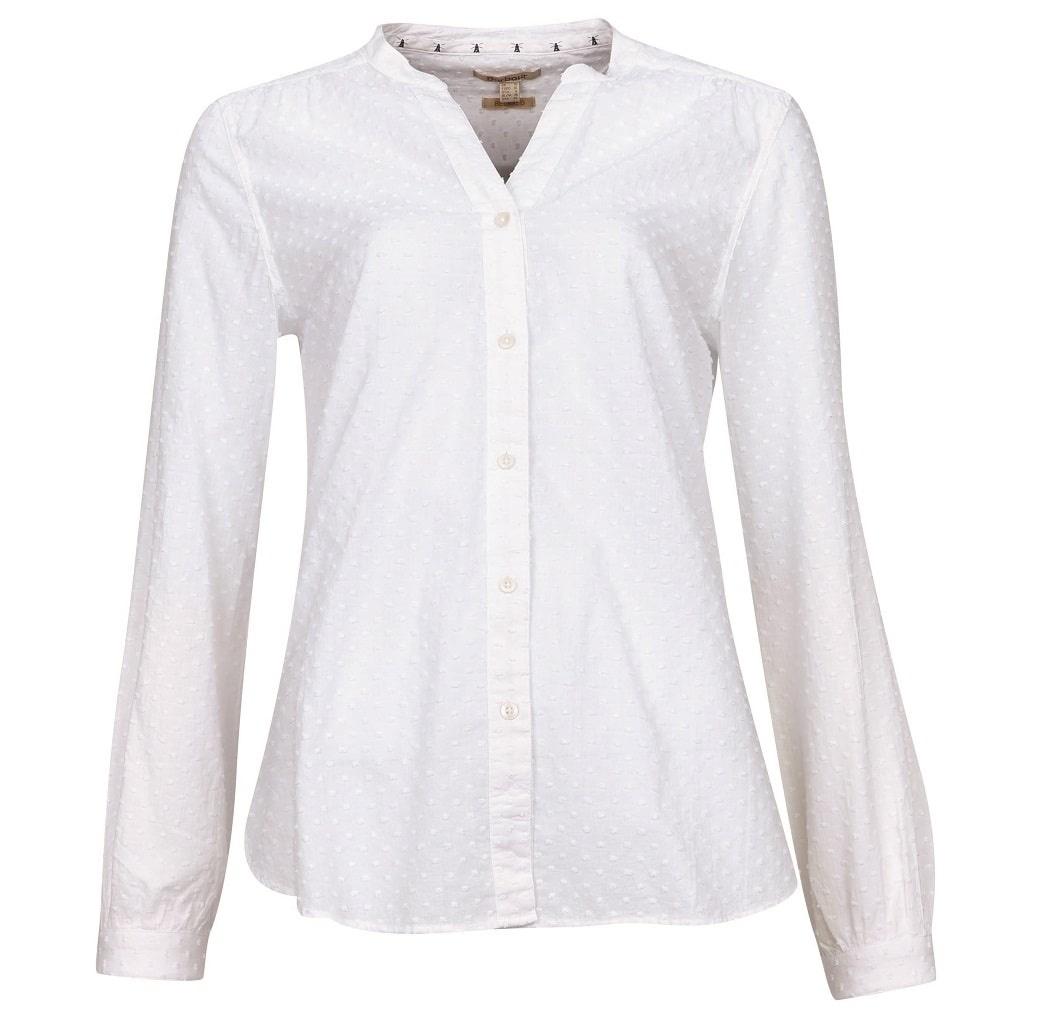 Barbour Southport Shirt Cloud-1