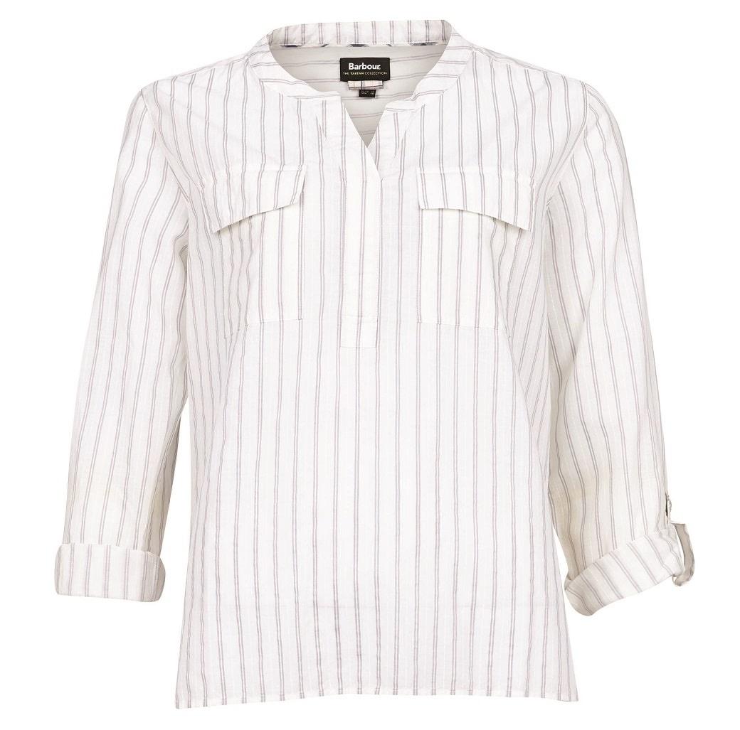 Barbour Finstown Shirt Cloud-1