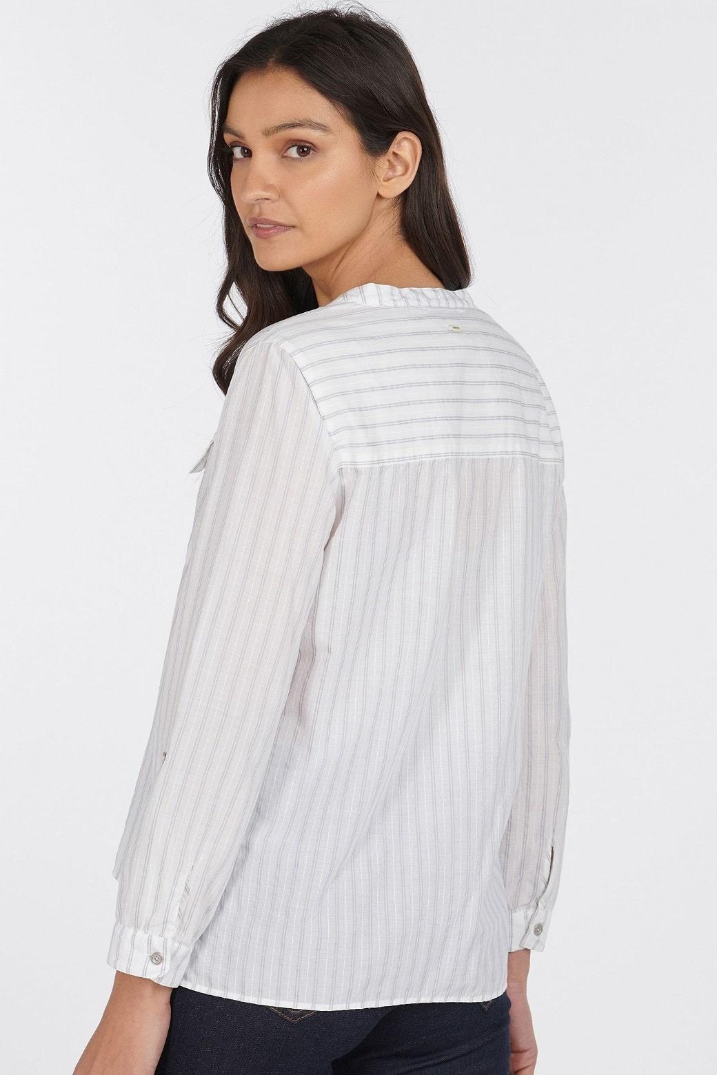 Barbour Finstown Shirt Cloud-2