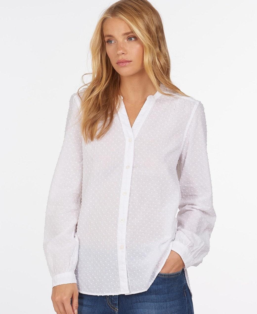 Barbour Southport Shirt Cloud-2