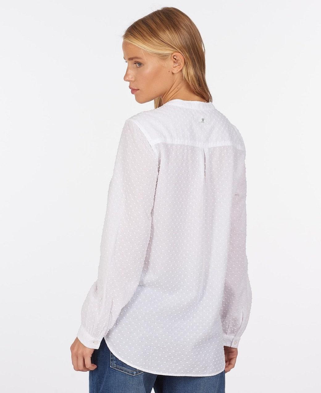 Barbour Southport Shirt Cloud-4