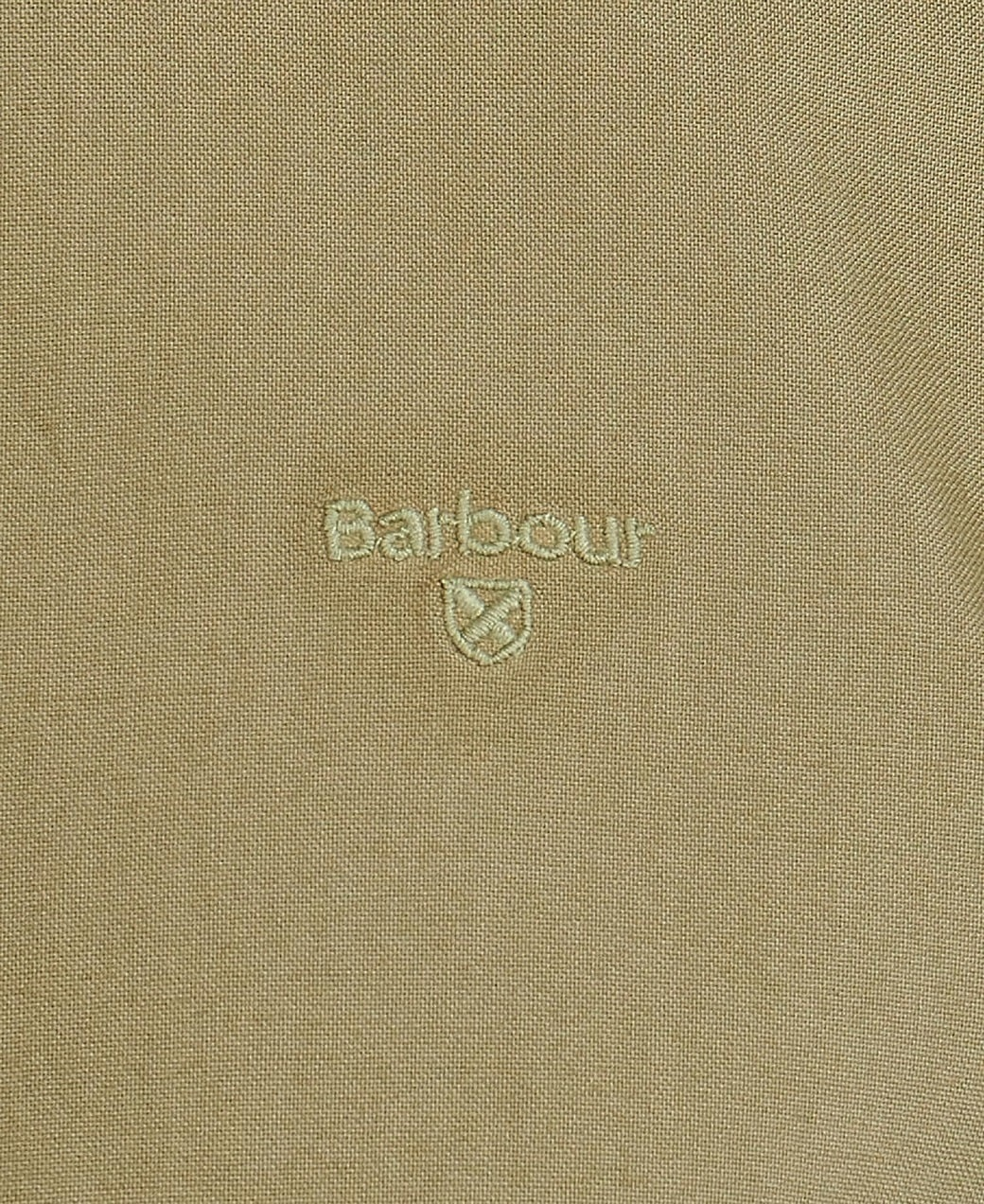 Barbour Oxford 13 Tailored Shirt Olive-6