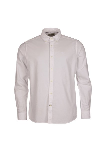 Barbour Oxford 13 Tailored Shirt White